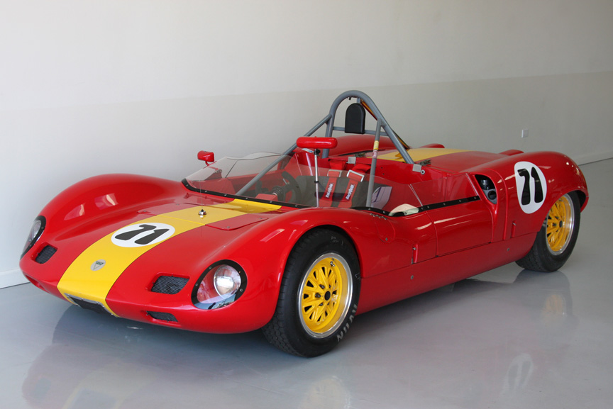 For Sale Elva Mark Vii Sports Racing Car 1963 Chassis 70 004
