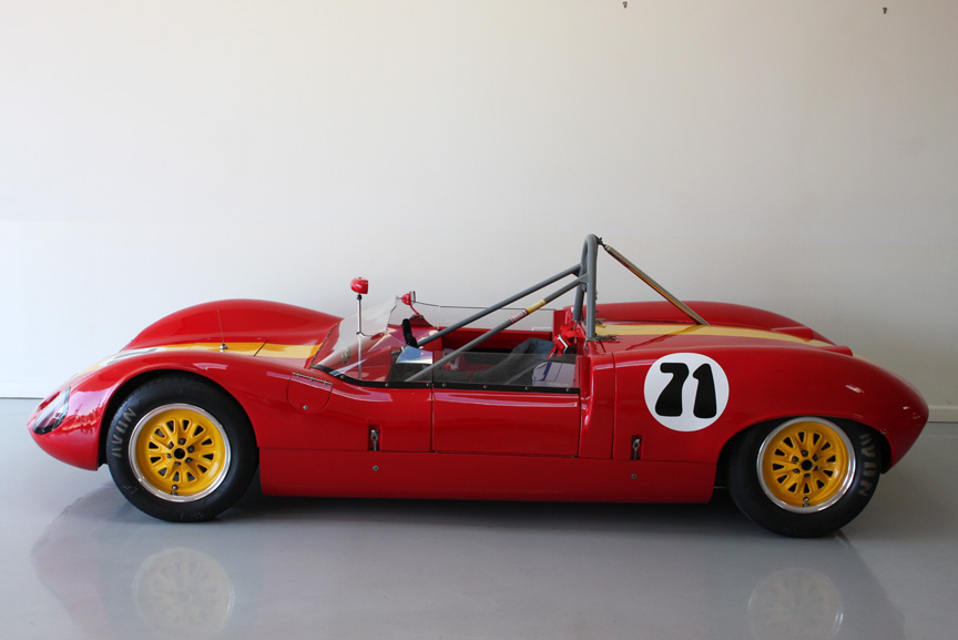 Race Car For Sale >> For Sale - ELVA Mark VII sports racing car, 1963, chassis #70-004 (now sold)