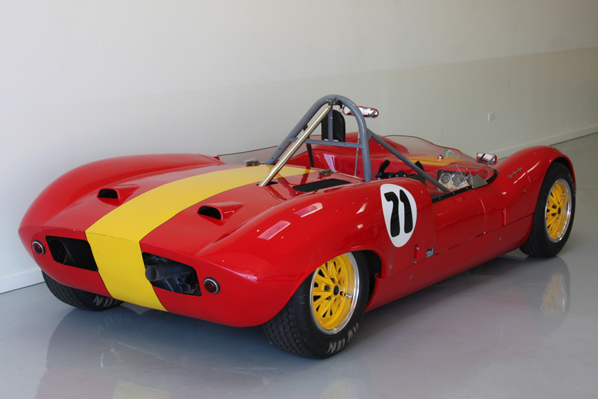 Car Maintenance Log >> For Sale - ELVA Mark VII sports racing car, 1963, chassis ...