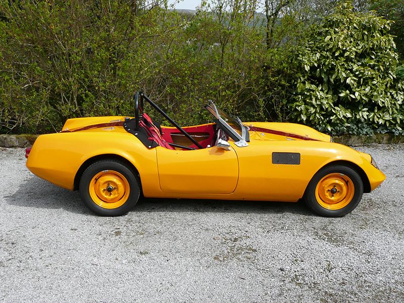 For Sale Ex Team Elva Courier Lightweight Special 1963 Mkiii