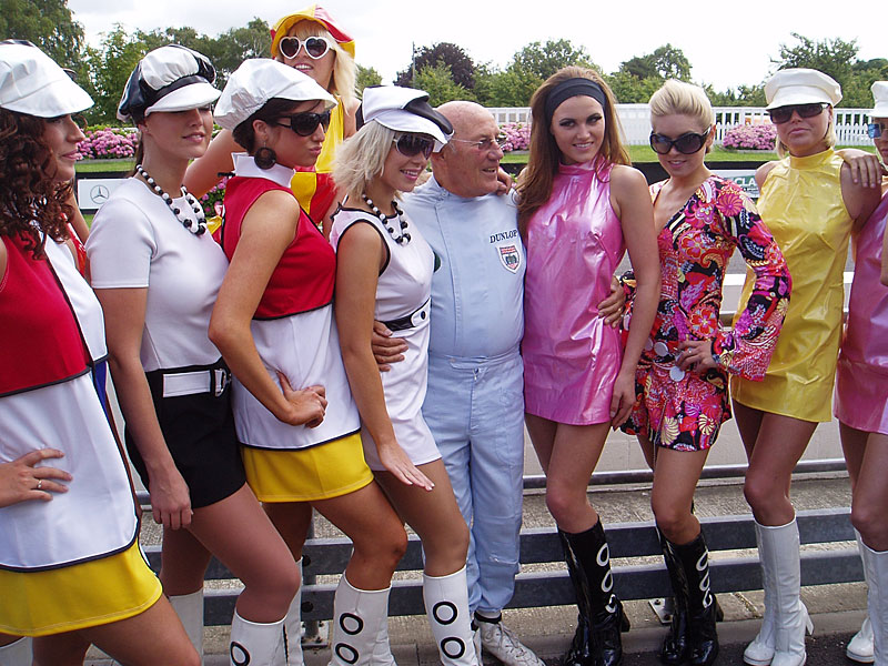 Goodwood Festival Of Speed Dress Code