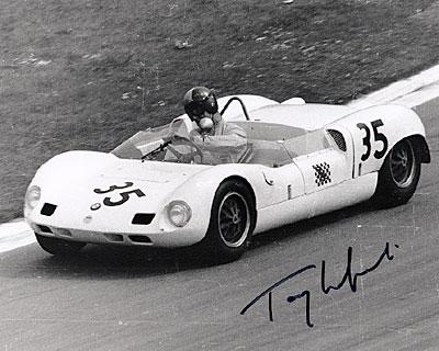 Elva Cars Tony Lanfranchi