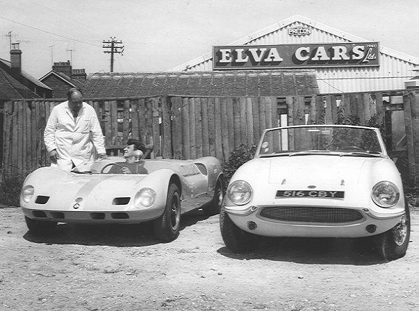 Elva Cars